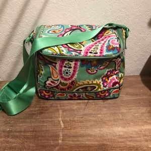 Vera Bradley lunch box cooler